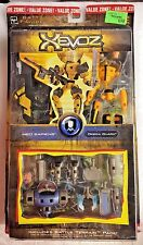 Xevoz Omega Guard Sledge Trooper 2.0 RARE TRU Figure Kit MIP New Hasbro Stikfas