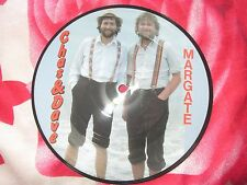 Chas & Dave Margate Towerbell Records KORX 15 UK Vinyl 7inch Single Picture Disc