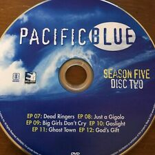 PACIFIC BLUE SEASON 5(DVD) REPLACEMENT DISC #2