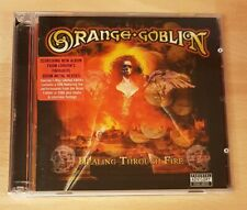 ORANGE GOBLIN 'HEALING THROUGH FIRE' - CD ALBUM WITH BONUS DVD