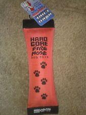 Hard Core Fire Hose Dog Toys - MEDIUM SIZE