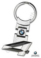 Genuine BMW 4 SERIE METAL LLAVERO, Llavero, Keyfob Colgante 80272354146