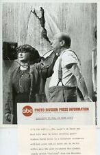 BETTE DAVIS BERT LAHR THE HOLLYWOOD PALACE ORIGINAL 1965 ABC TV PHOTO