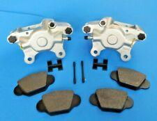 Set of New MG MGA Rear Brake Shoe Springs 1955-1962 Made in the UK