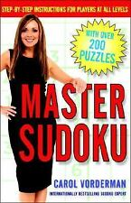 Master Sudoku: Step-by-Step Instructions for Players at All Levels