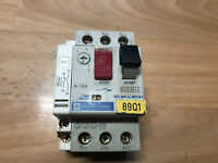 Telemecanique Salvamotore / Tipo : Gv2-m14/6-10 a / in Buono Stato