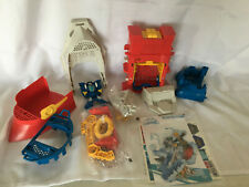 Transformers Rescue Bots High Tide Rescue Rig Playset Boat New without Box