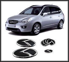 Hood/Trunk/Wheel hub cap/Steering Horn Emblem 7p for KIA New Carens;Rondo 06~12