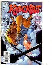 Lot Of 7 Codename Knockout DC Vertigo Comic Books # 1 2 3 6 7 8 12 CR26