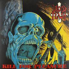 Blood FEAST-Kill for PLEASURE (ultra CLEAR VINYL + POSTER) VINILE LP NUOVO