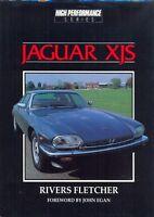 Jaguar XJS - excellent history book by Rivers Fletcher