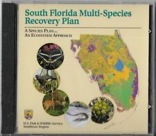South Florida Multi-Species Recovery Plan: An Ecosystem Approach (Cd-Rom) New!