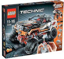 Lego 9398 Technik 4x4 Offroader mit Bauanleitung mit OVP
