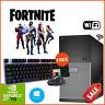 GAMING PC FAST DELL HP PC COMPUTER INTEL i3 8GB 320GB GT710 WiFi Keyboard
