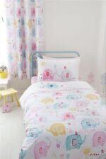 Rideaux et cantonnières roses Catherine Lansfield pour la maison