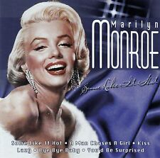 MARILYN MONROE : SOME LIKE IT HOT / CD