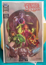 Justice League Odyssey 1 New York Comic Con NYCC Exclusive Metal Foil Variant