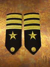WWII / Korean War Shoulder Boards
