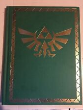 THE LEGEND OF ZELDA SPIRIT TRACKS COLLECTOR'S EDITION PRIMA GAME GUIDE Book