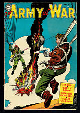 1954 DC Our Army at War #26 VG