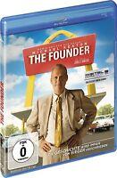 The Founder [Blu-ray](NEU/OVP)über den Mannes, der McDonald's zum Weltkonzern ma