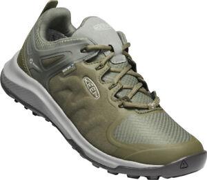 Keen Damen Sneaker Explore WP 1023457 Dusty Olive Drizzle