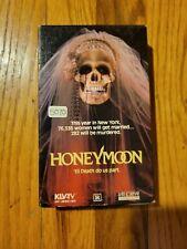 Honeymoon-- Beta Betamax --Horror