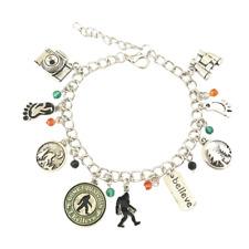 Bigfoot, Sasquatch , Yeti charm bracelet
