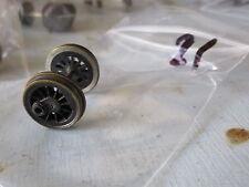 Jouef 1 essieux à roues à rayons métal bruni de locomotive 141 P
