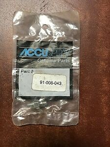 NEW Accuspray #91-008-043 Stainless Nozzle