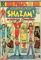DC 100 Page Super Spectacular #12 Shazam! DC Comics 1974 FN