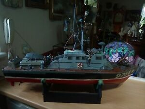 Used rc model boats