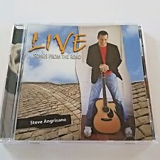 LIVE Songs From The Road By Steve Angrisano CD
