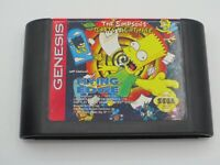 Simpsons: Bart's Nightmare (Sega Genesis, 1993)