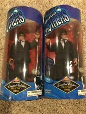 Jake and Elwood Blues Brothers 1997 Limited Edition Exclusive Figures Nib
