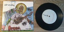 "DREDG - Bug Eyes 7"" LIMITED VINYL feat. Stationary Transient"