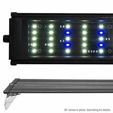 New listing Beamswork Da 6500K 0.50W Series Led Pent Aquarium Light Freshwater Plant Disc.