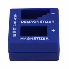 2 in 1 Magnetizer Demagnetizer Portable Screwdriver Magnetic Pick Up Tool RY