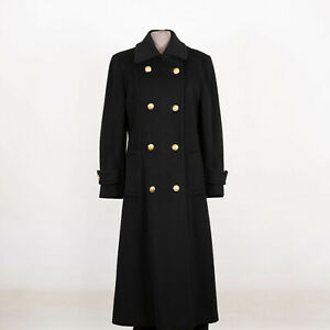 Womens Vintage 100% Wool Coat Size 8 Made in USA EVAN PICONE