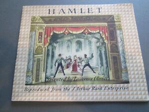 Toy Theatre - Pollocks Hamlet paper theatre play