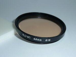 Rowi  81B  KR 2,5    E46   46mm