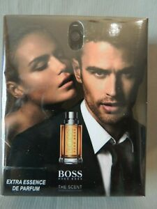 Boss the Scent perfume 30ml Hugo Boss Paris made in France travel selection