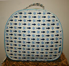 Cosmetic/Toiletries Travel Bag - AQUA Fish & Star design