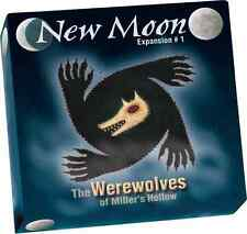 New Moon: Expansion 1 for Werewolves of Millers Hollow, NEW