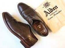 Alden Cigar Horween Shell Cordovan Cap Toe Blucher 24802 Size 11 D*