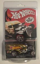 Hot Wheels 2011 Collector Edition BLOWN DELIVERY * Kar Keeper * Kmart Mail In 7A