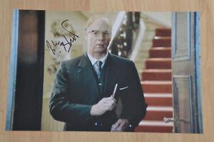 ORIGINAL Autogramm von Johann von Bülow. pers. gesammelt. 20x30 Foto. 100 % Echt