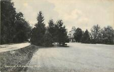 Michigan, MI, Lansing, Campus, A C (Agricultural College)  UDB pre-1907 Postcard