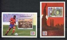 s7023) SIERRA LEONE 1994 MNH** WC Football'94 - CM Calcio S/Sx2