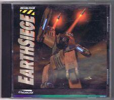EarthSiege MetalTech PC Game Win/DOS (Dynamix 1994) Free USA Shipping!